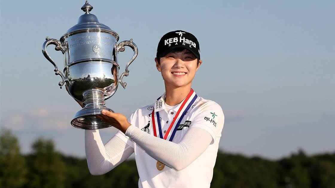 U.S Women's Open: Sung Hyun's maiden victory a walk in the Park