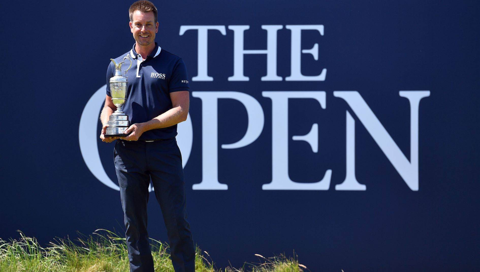 THE OPEN: Stenson makes a sky-high promise