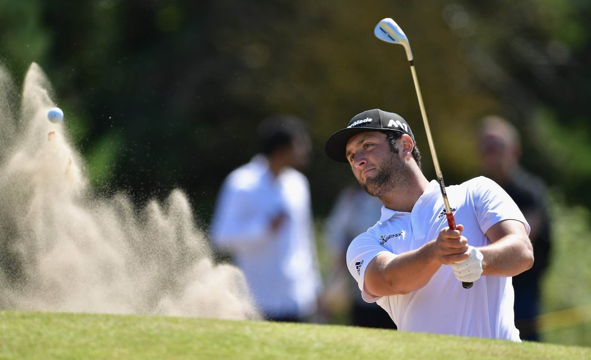 THE OPEN: Rahm heads first-time favourites