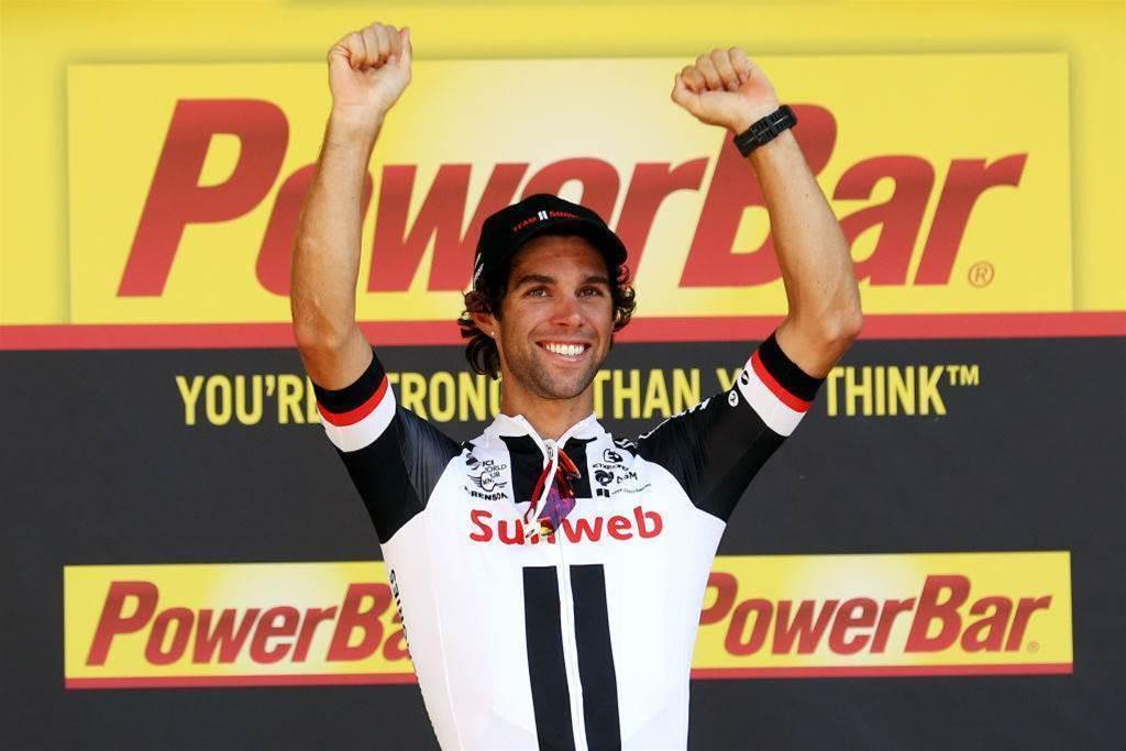Matthews wins Tour de France stage 16