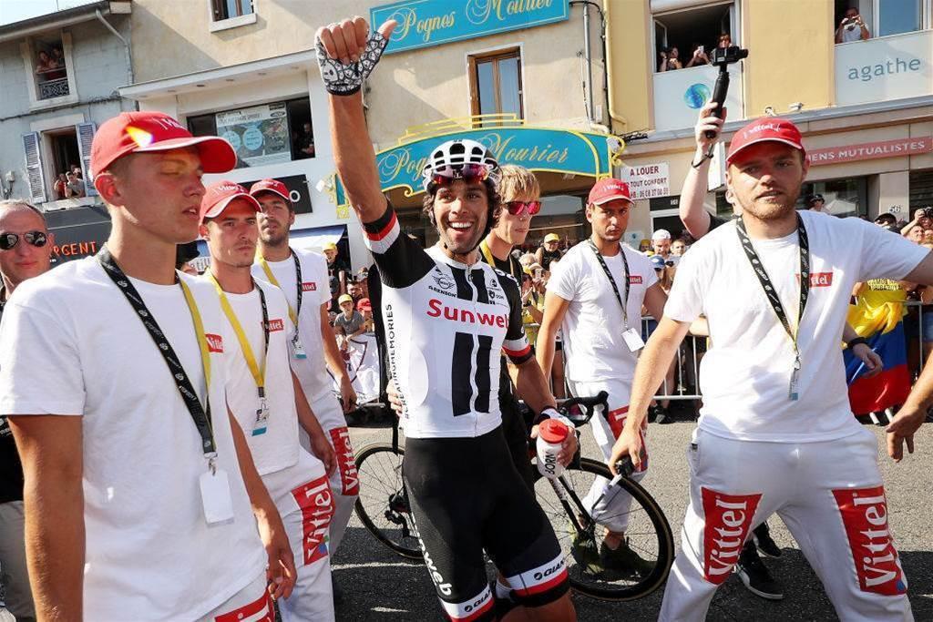 Matthews sad despite Tour de France green jersey joy