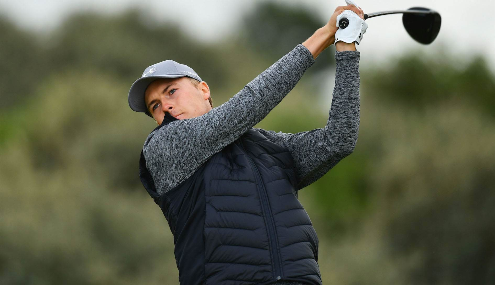 THE OPEN: Spieth leads American invasion