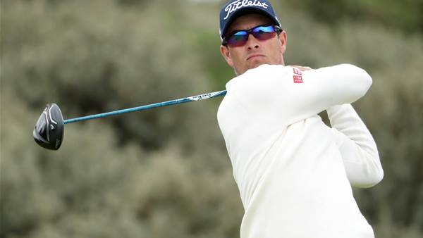 THE OPEN: Six Aussies poised to challenge leaders