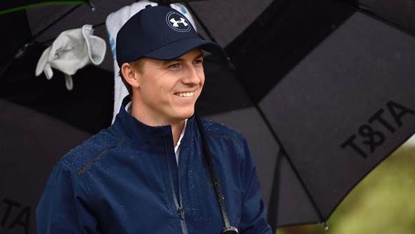 THE OPEN: Magical Spieth seizes control