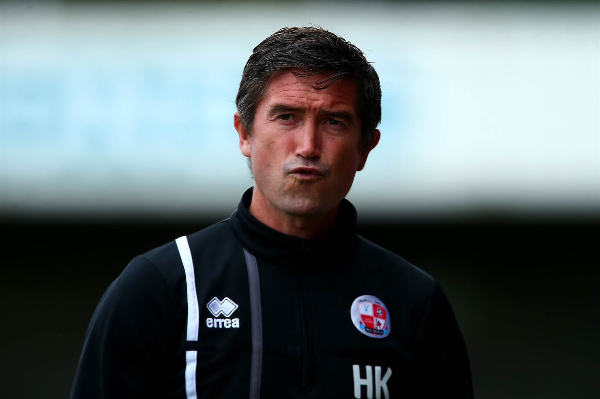 Kewell's Crawley crushed by Seagulls