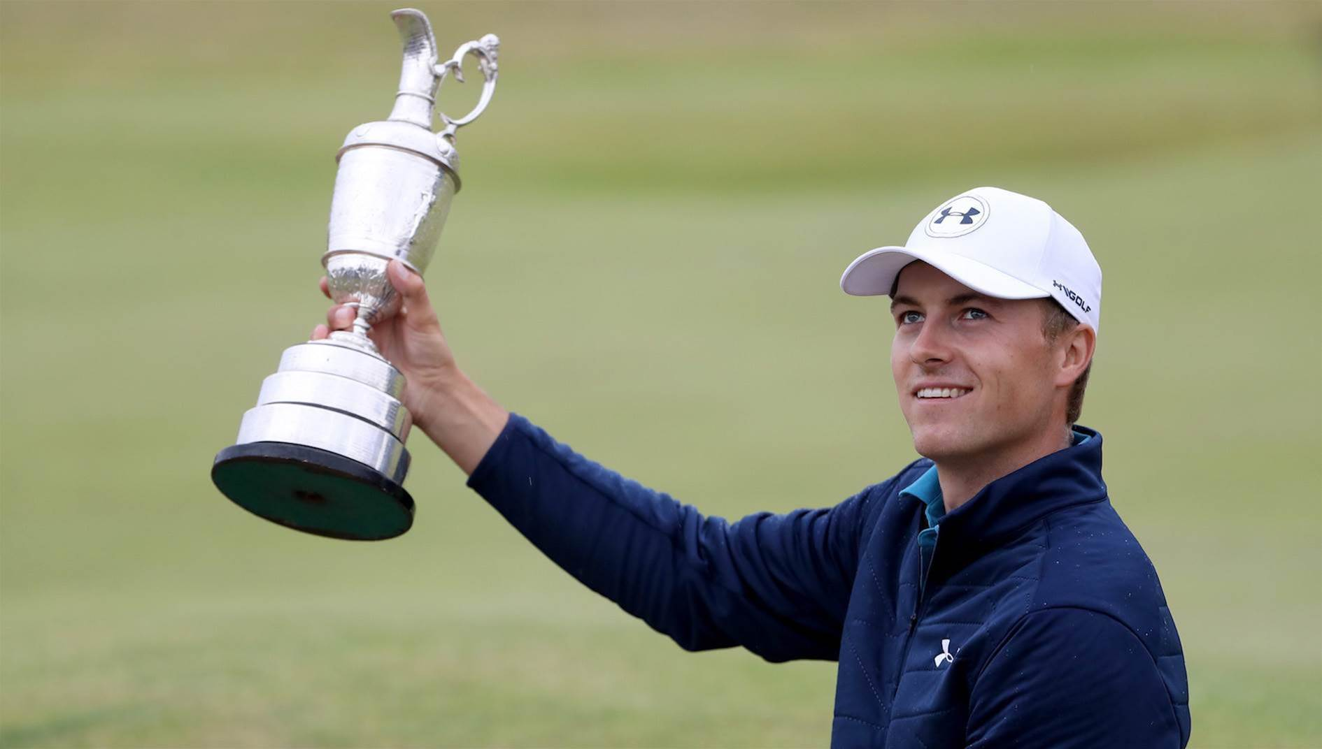 THE OPEN: Spieth dodges major meltdown to win
