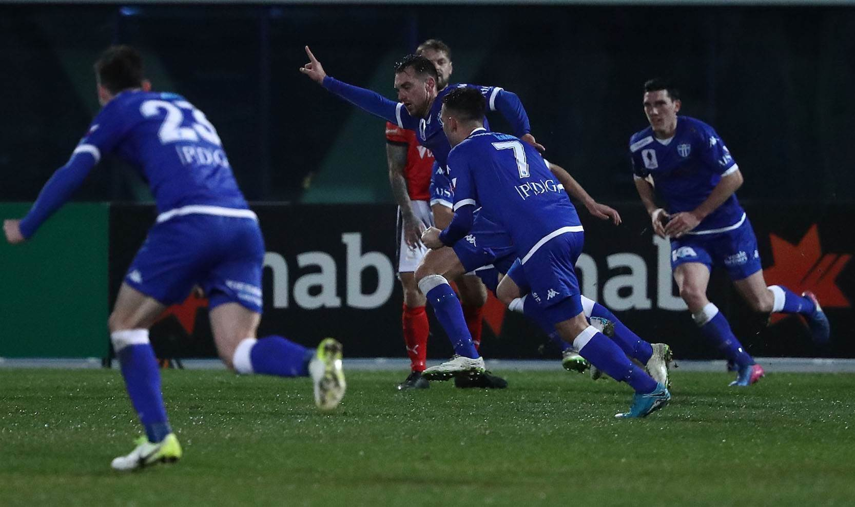 FFA Cup wrap: South net last-gasp winner