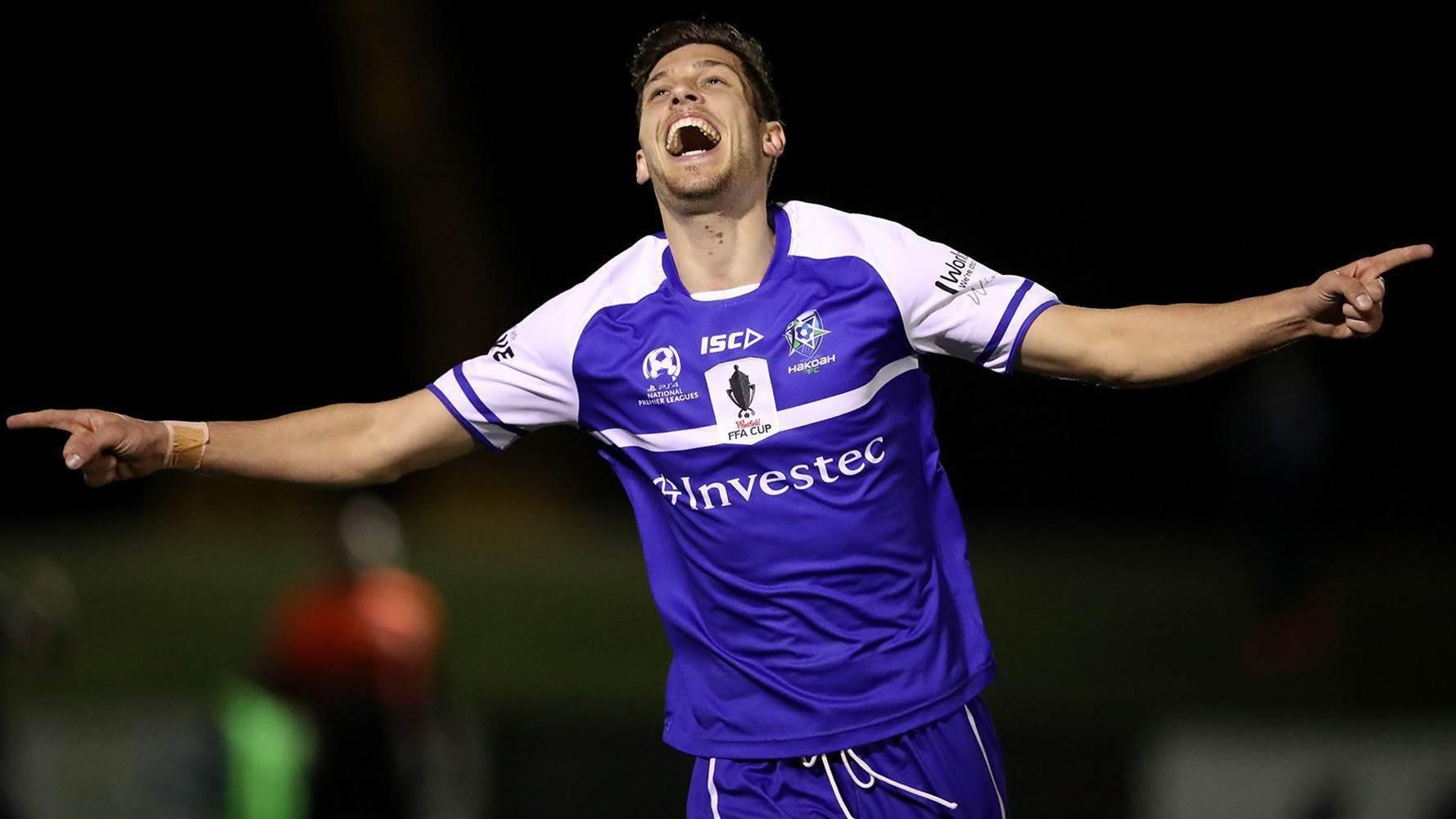 Hakoah looking forward to historic FFA Cup clash
