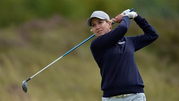 "LPGA: Webb ""gutted"" by runner-up finish"