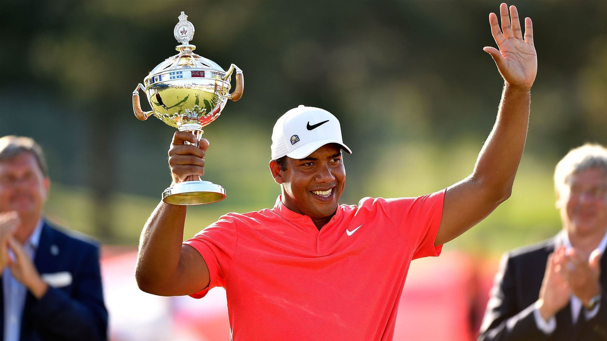 PGA TOUR: Vegas repeats with Canadian victory