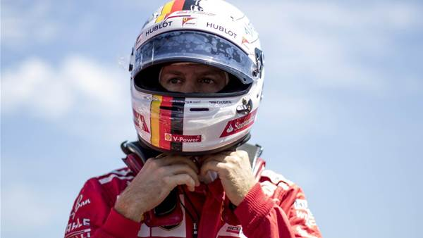 Vettel buoyed after mid-season F1 tests