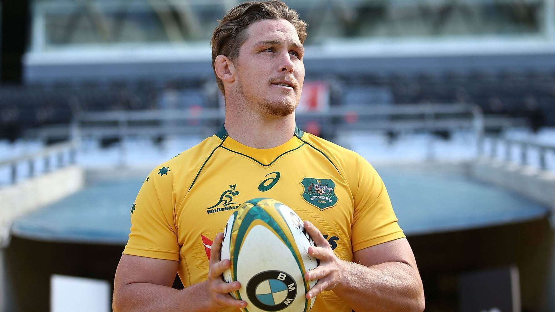 Michael Hooper becomes new Wallabies skipper
