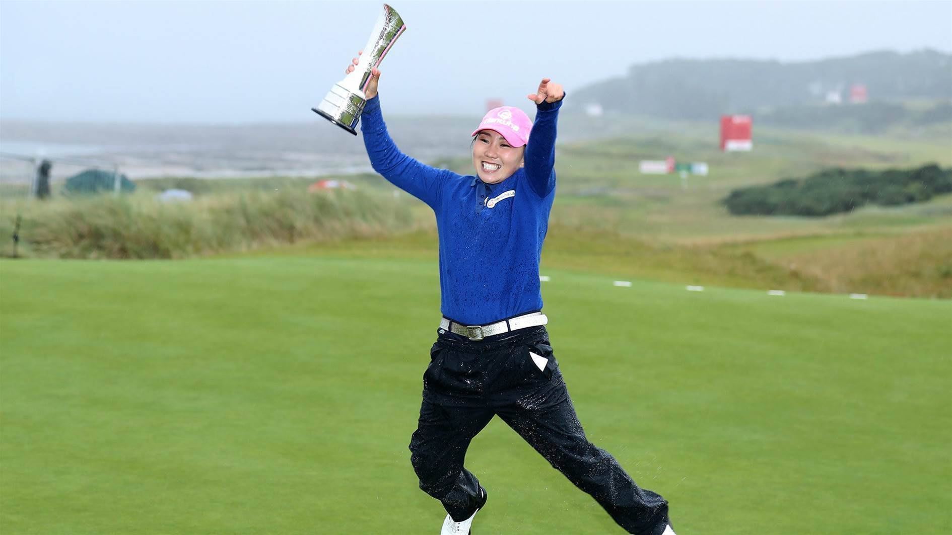 LPGA TOUR: Major redemption for Kim