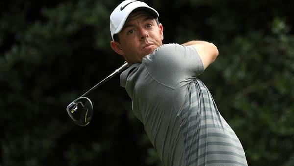 PGA: Rory tough to beat at soft Quail Hollow
