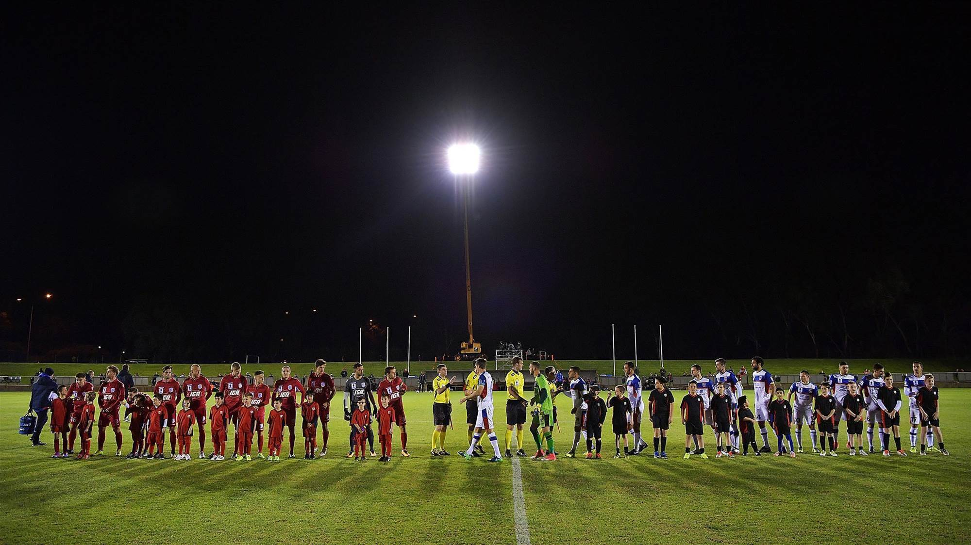 Marden to host Adelaide vs Victory FFA Cup tie