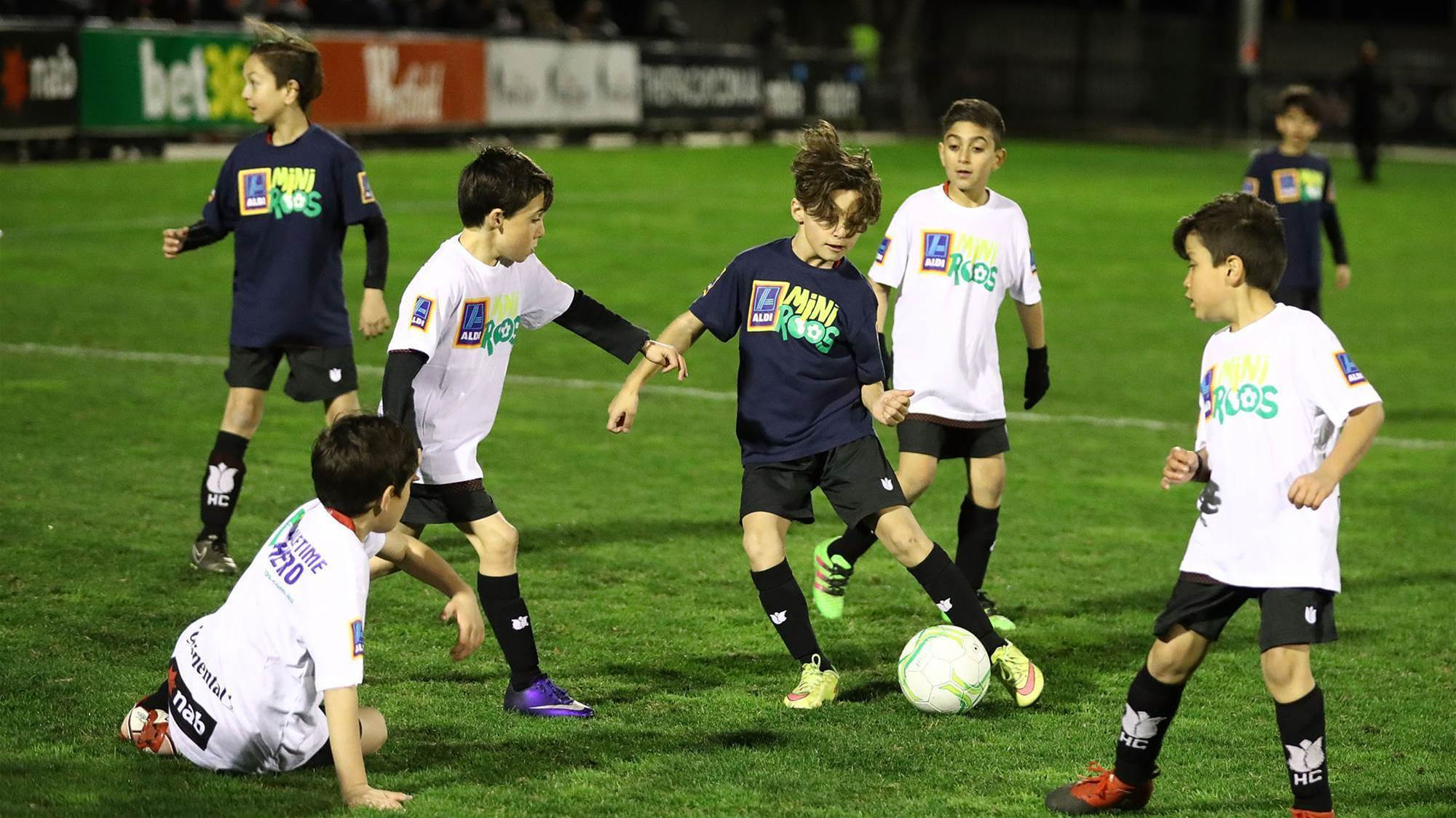 Football continues to dominate Aussie club sport
