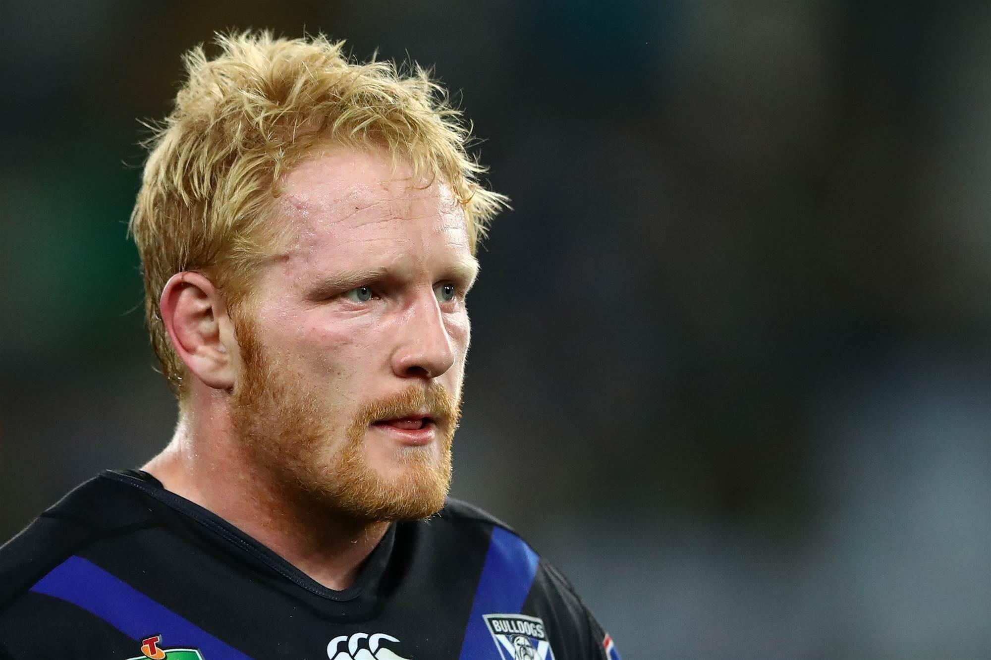 Graham talks Bulldogs departure