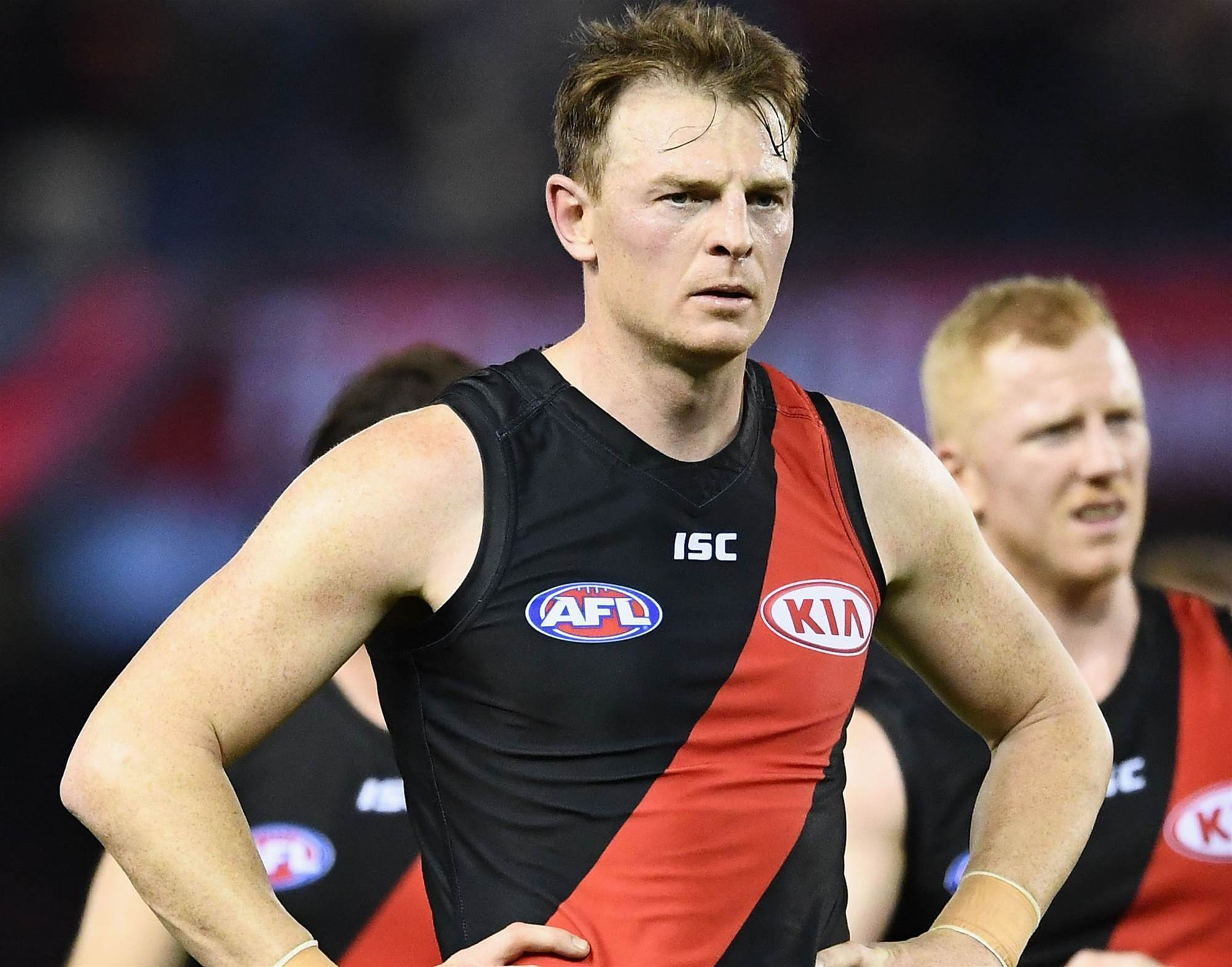 Bomber confident ahead of Swans showdown