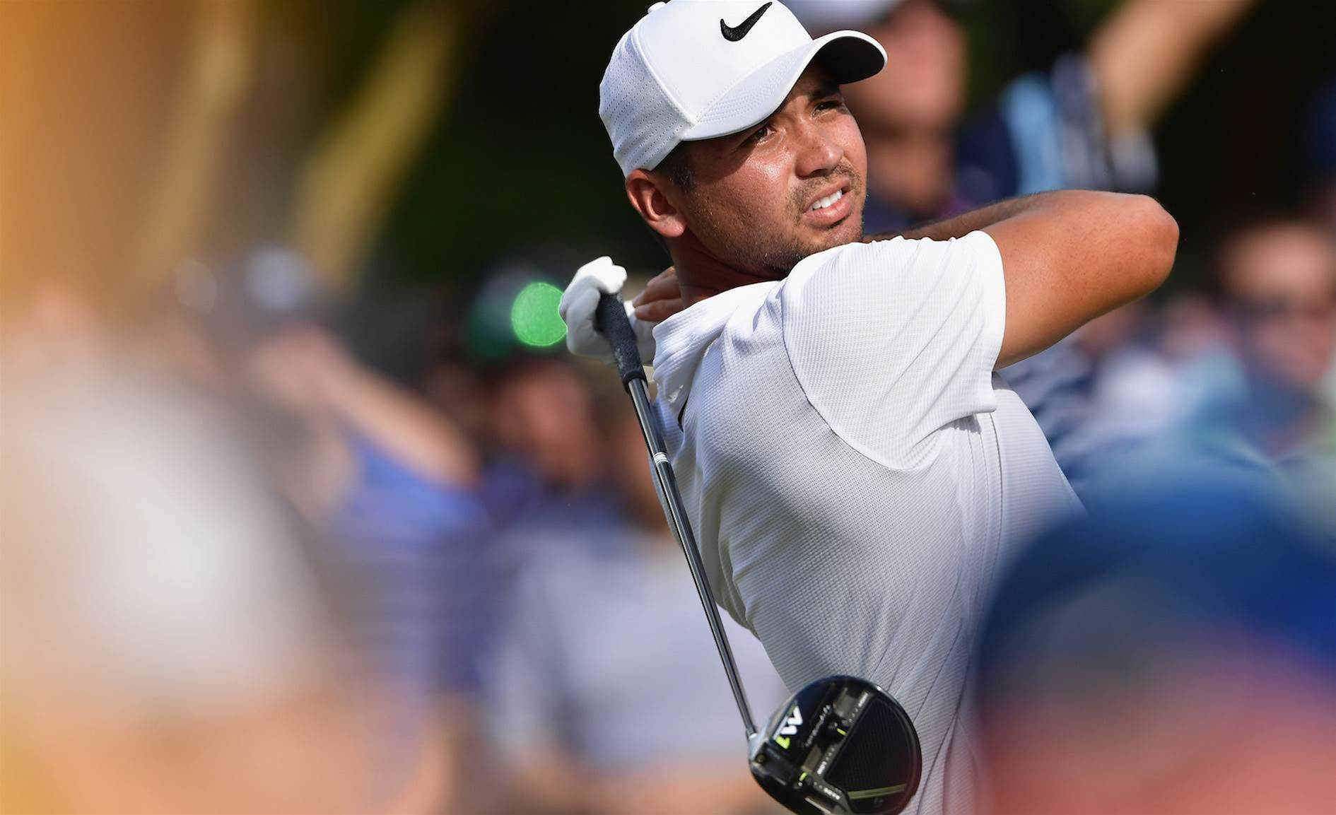 PGA: 35 minutes of madness blow Jason Day's major shot