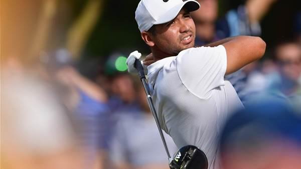 PGA: 35 minutes of madness blow Jason Day's major shot