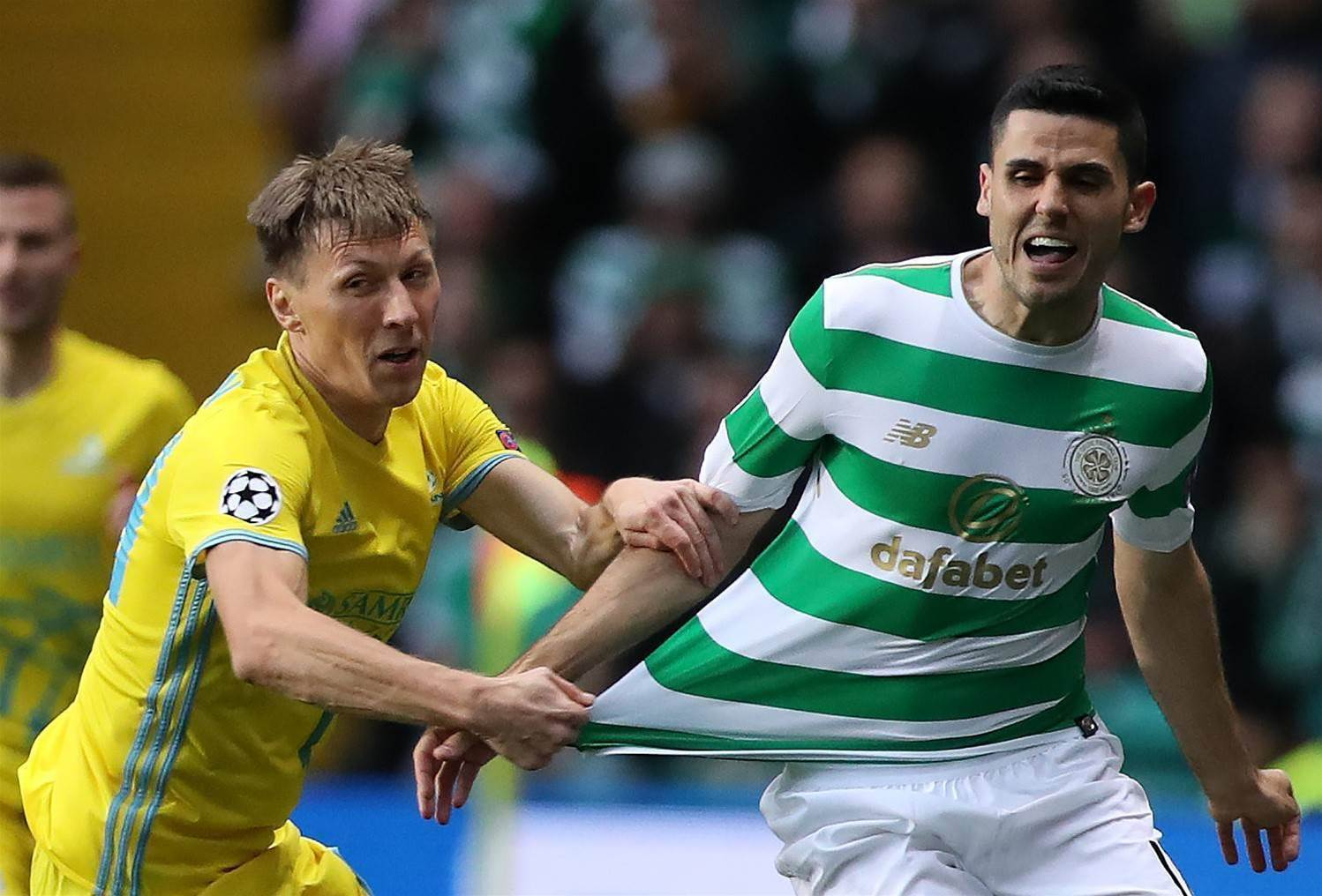 Rogic magic lifts Celtic