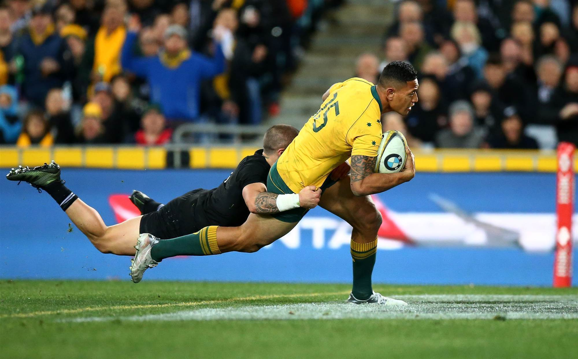 Wallabies' comeback falls well short