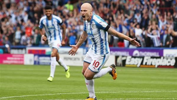'Magic' Mooy scores in Town win