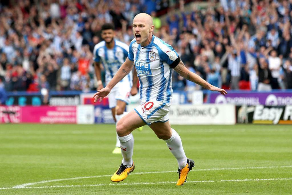 Mooy nominated for Goal of the Month