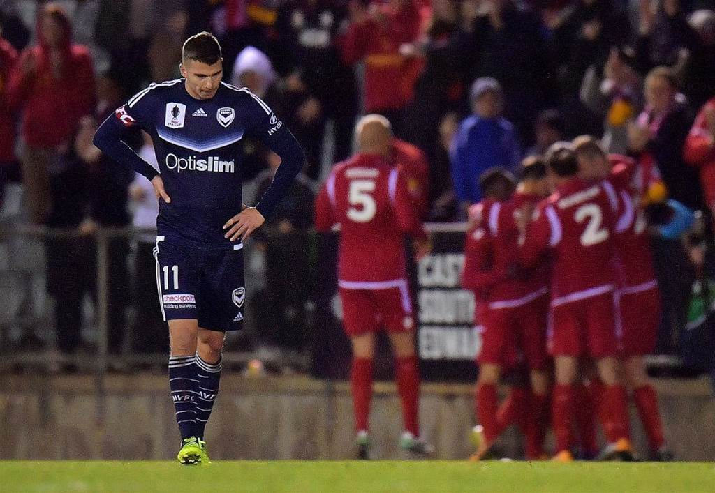 FFA Cup wrap: Victory knocked out