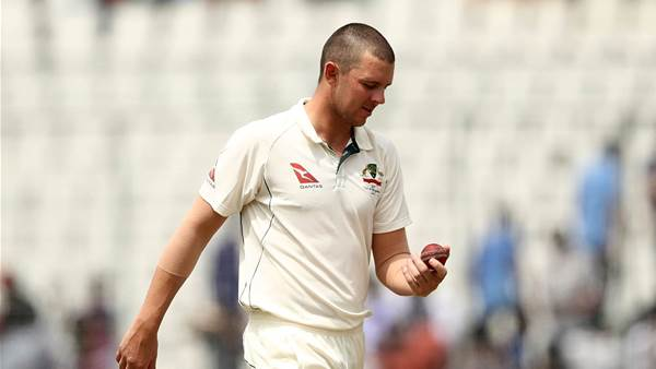 Hazlewood receives injury boost