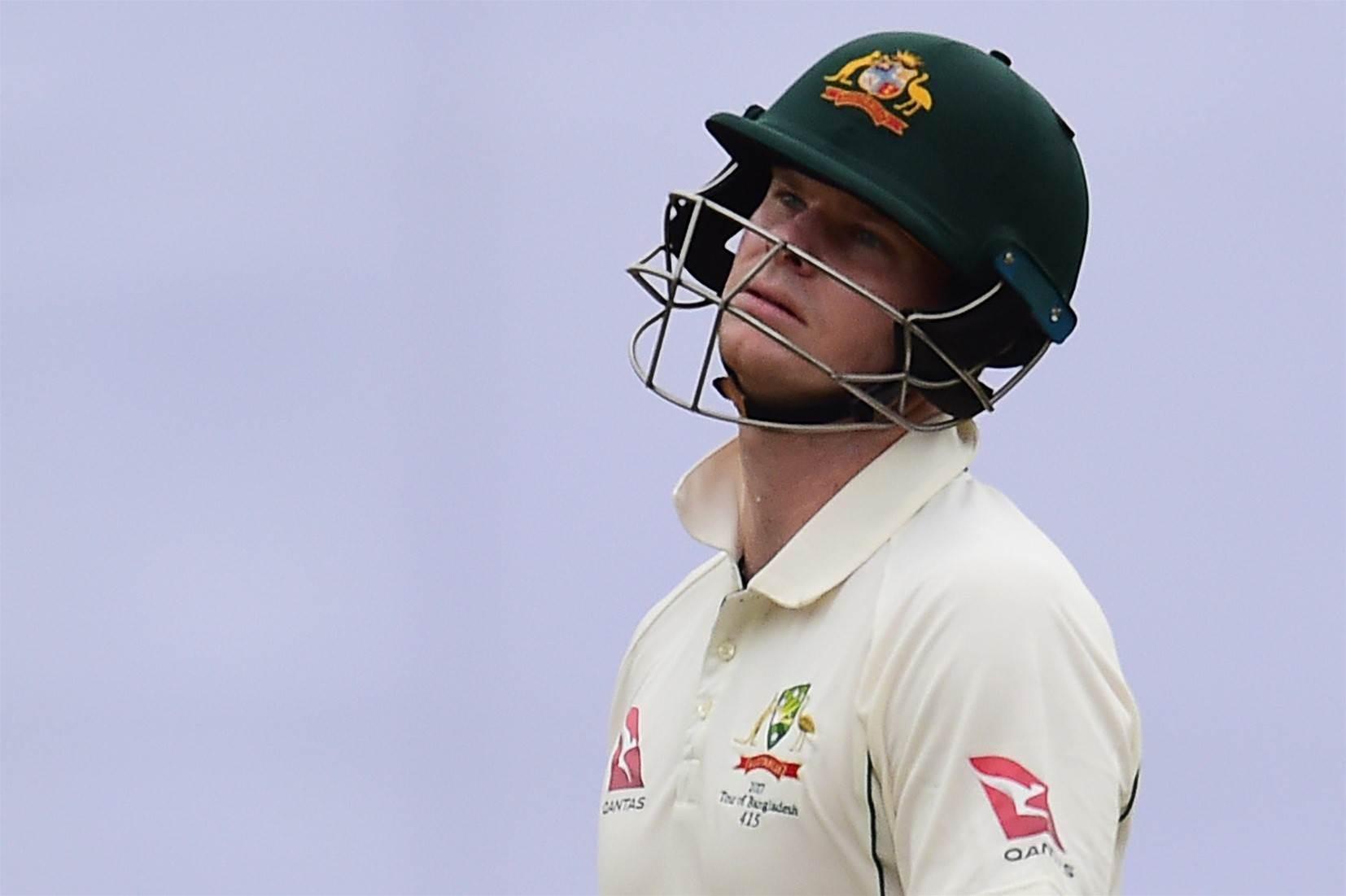 Aussies fall to Bangladesh