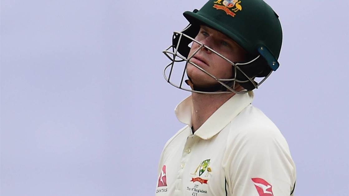 Aussies fall to Bangladesh