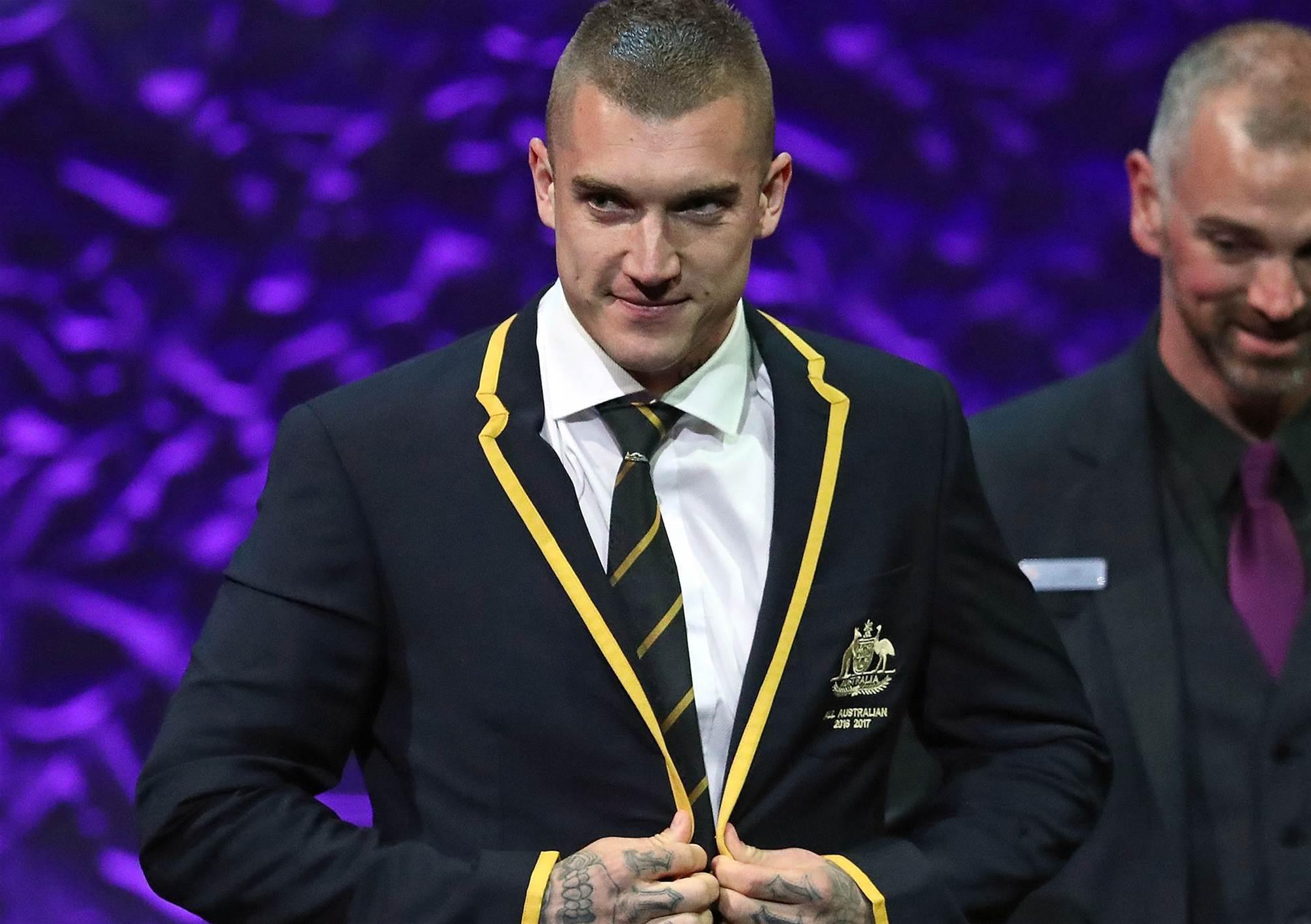 AFL All-Australian team revealed