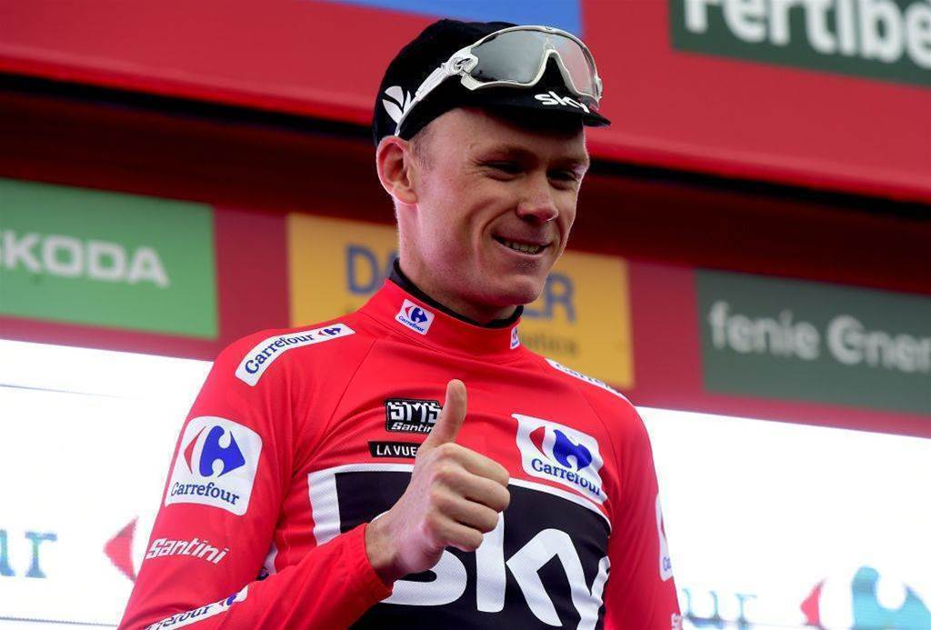 "Froome takes ""huge step"" towards Vuelta victory"