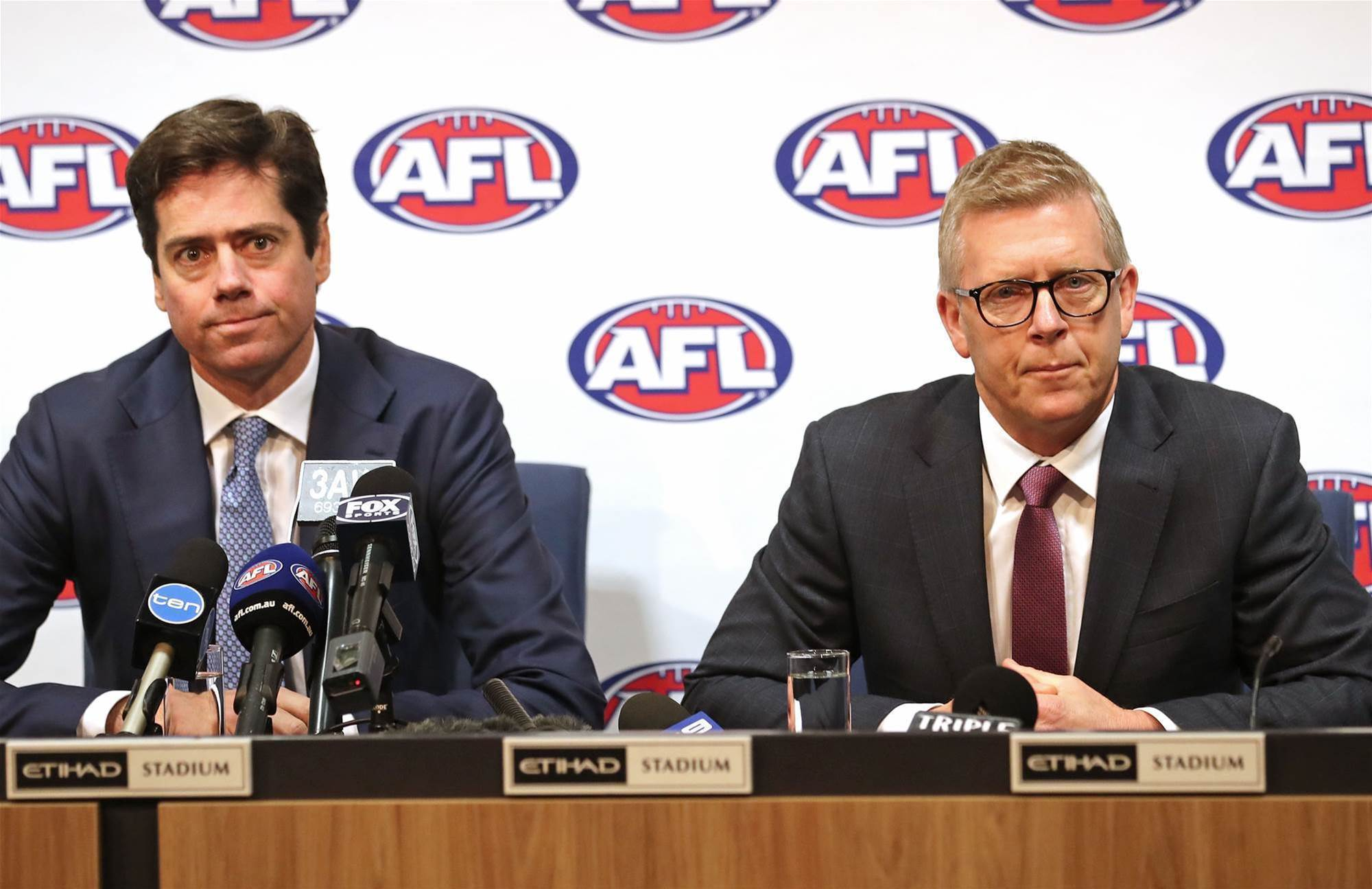 AFL announce new general manager