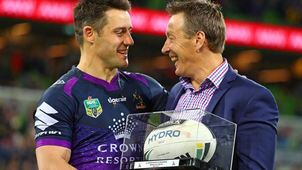 Bellamy: I can understand Cronk's decision