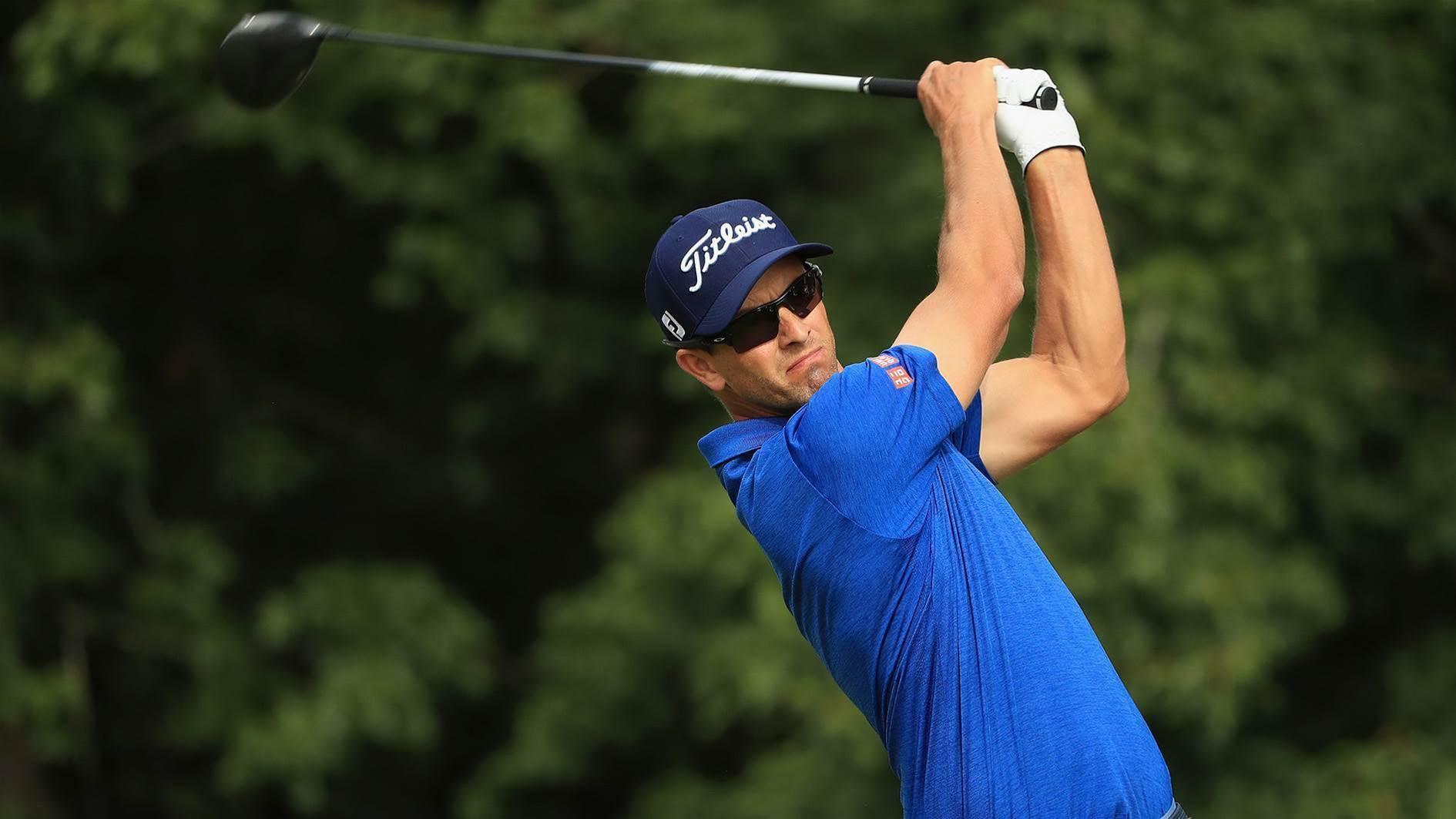 Adam Scott to play Australian PGA