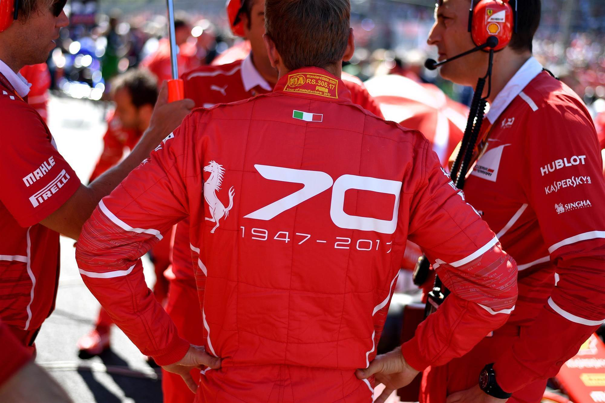 We screwed up: Ferrari boss