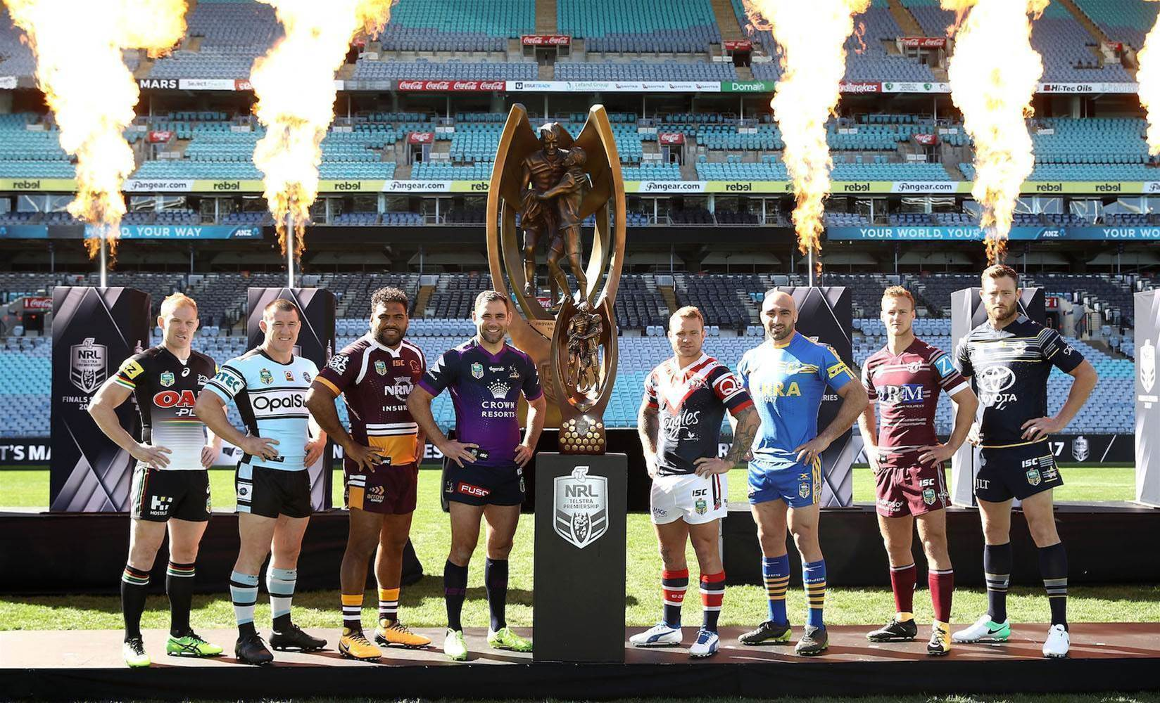 NRL Week One Finals Preview