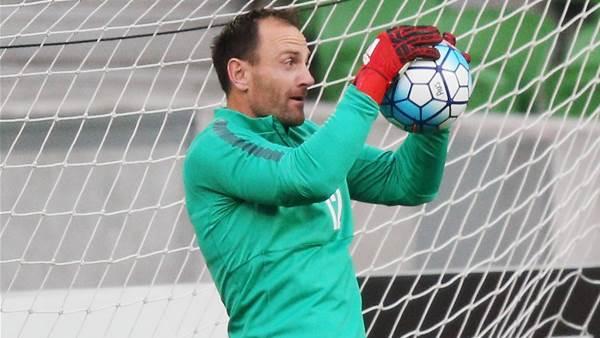 Galekovic replaces injured keeper
