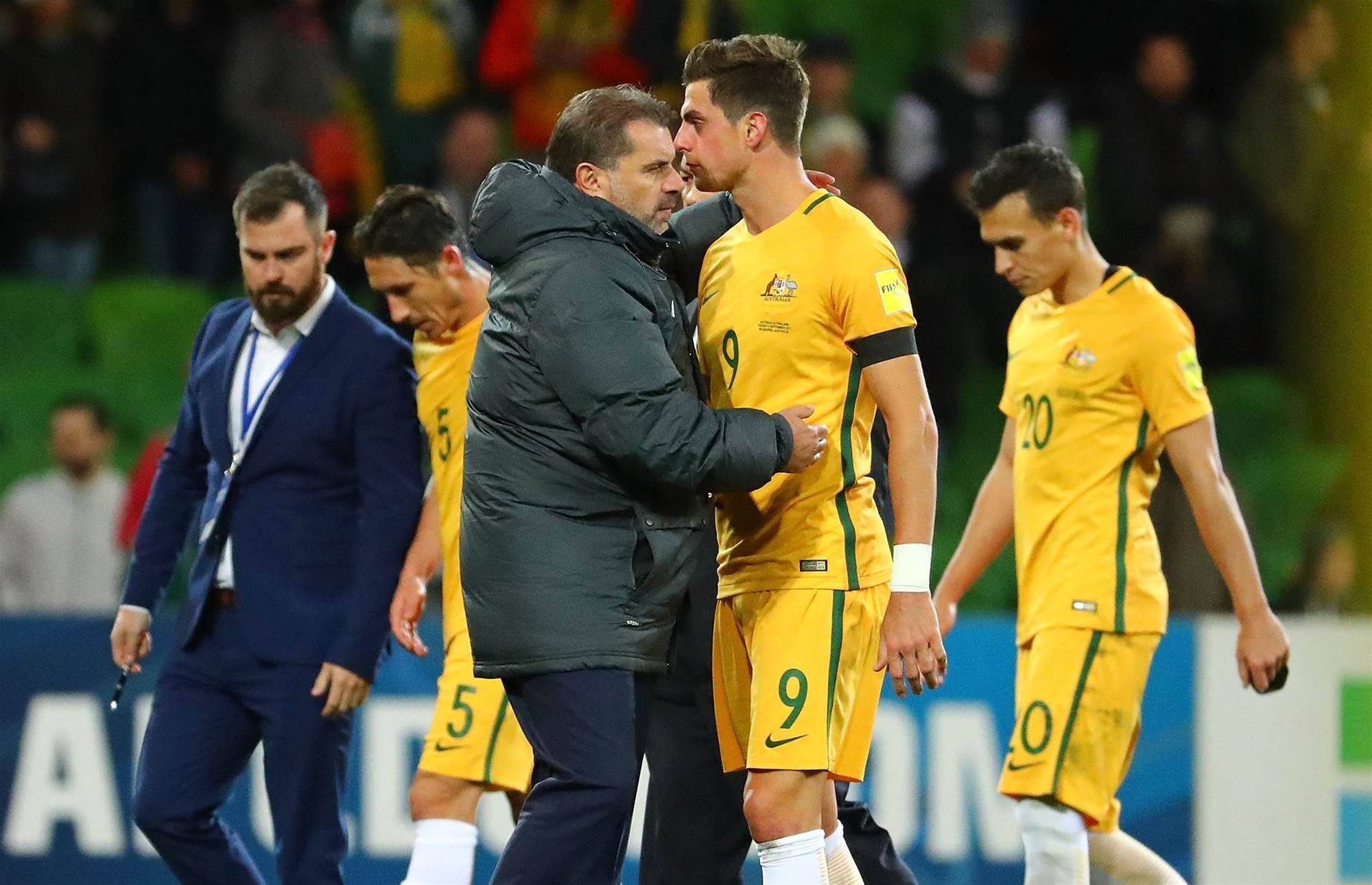 Socceroos v Syria venue confirmed