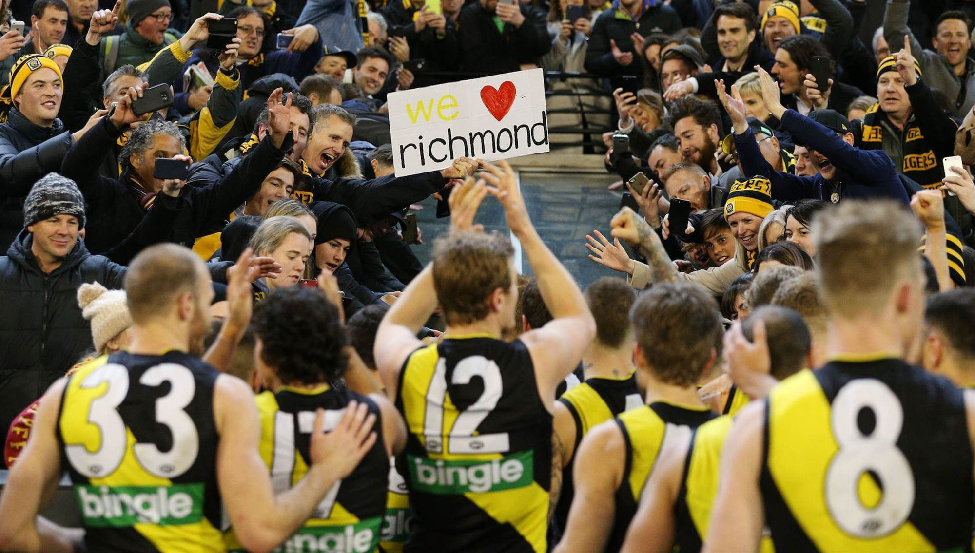 AFL Week One Finals Review