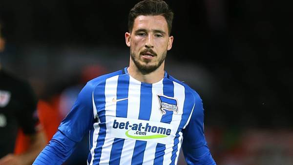 Leckie rested as Hertha suffer Europa defeat