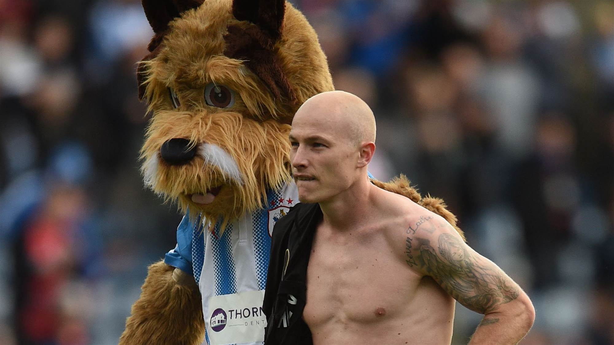 Mooy has put his stamp on Huddersfield - Wagner