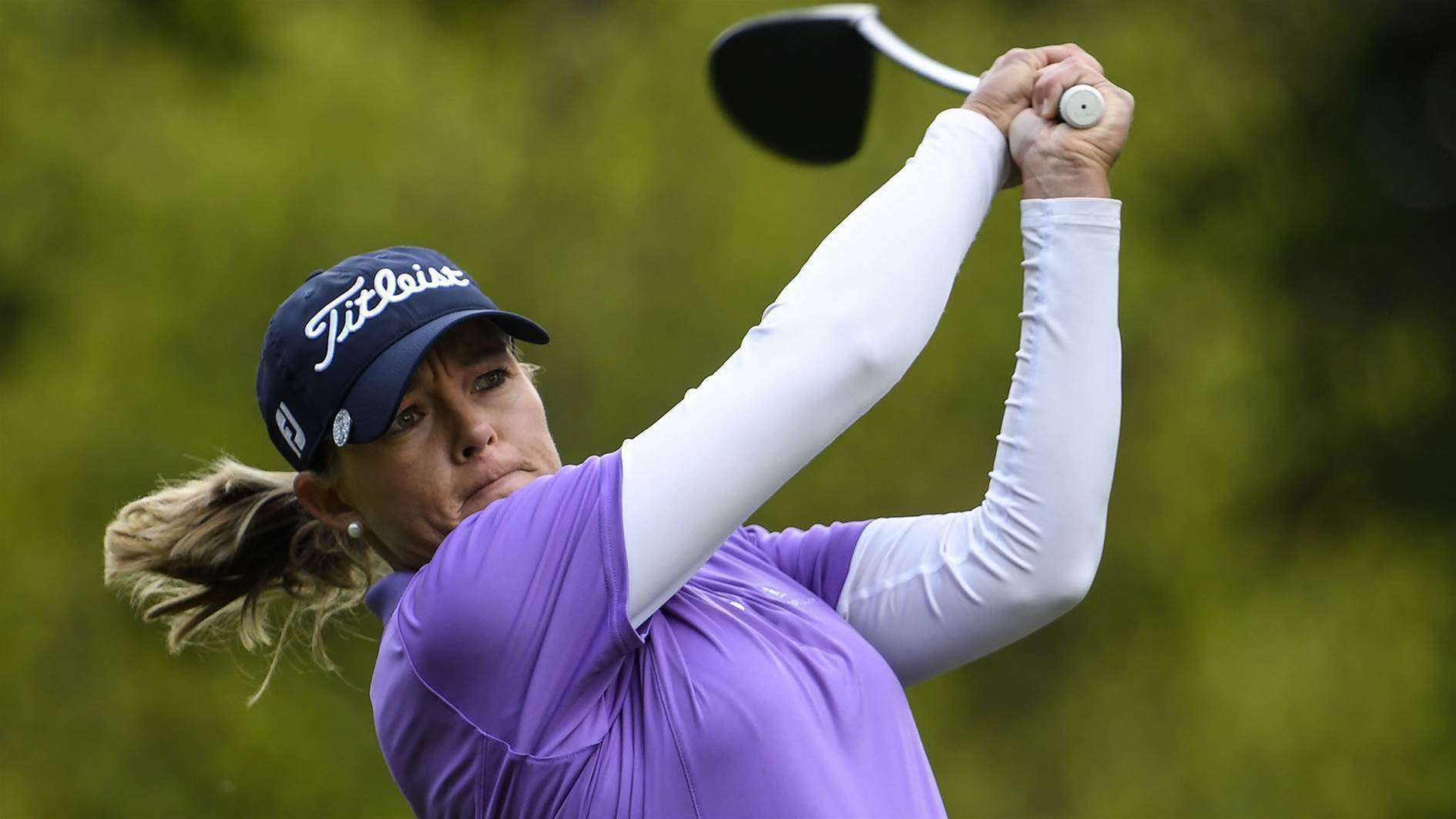 LPGA: Kirk falls just short of maiden major at Evian