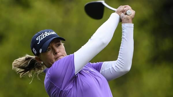 LPGA: Kirk falls just short of maiden major at Evian