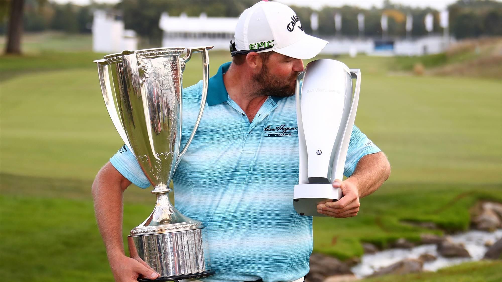 PGA TOUR: Leishman romp puts him in $10 million frame