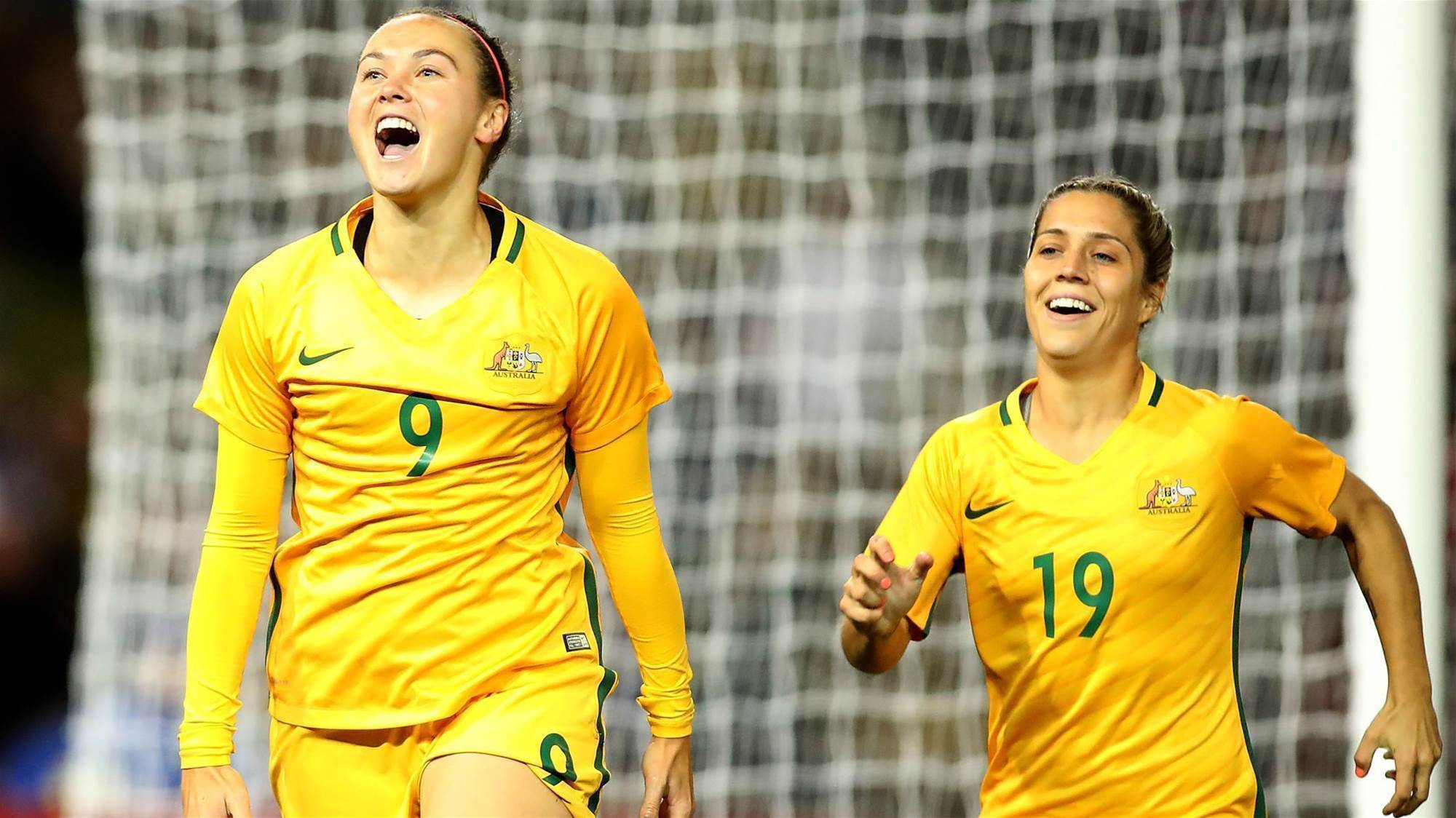 FFA Cup final to be moved for Matildas