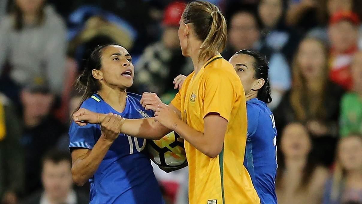 Kerr slams Brazil's lack of respect