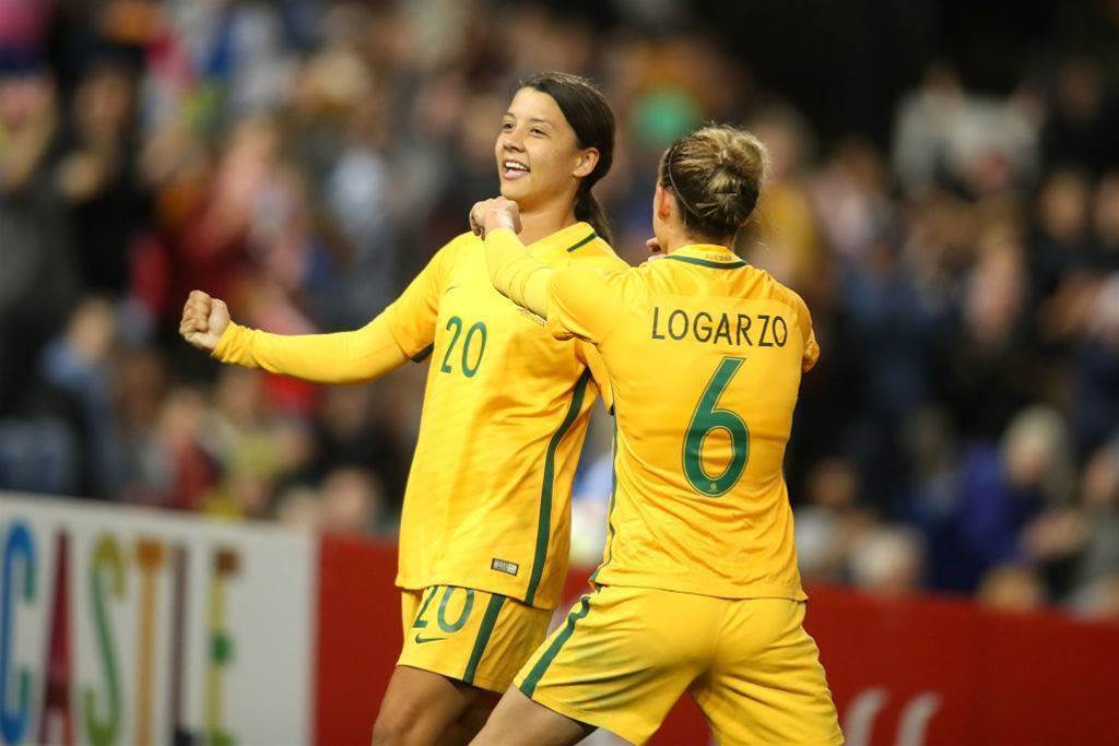 Sam Kerr wins NWSL MVP award